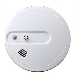 Z-Wave Smoke Detector ZWN-SD-W Thumbnail