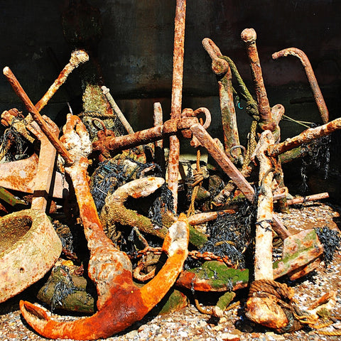 Rusting Anchors