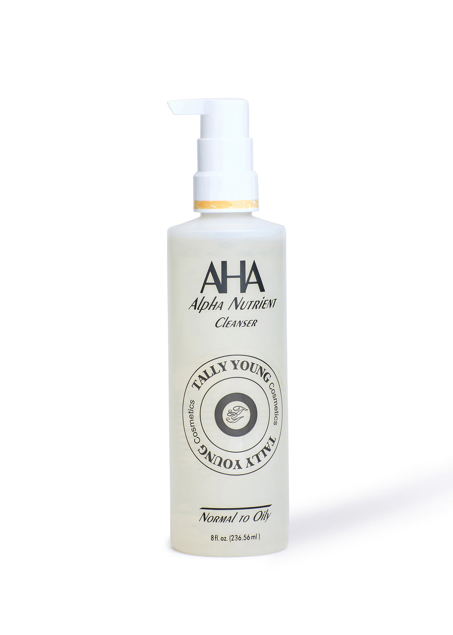 AHA Oily Skin Cleanser