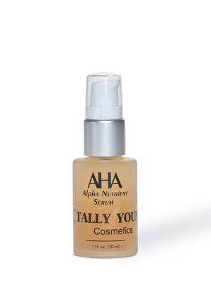 AHA Facial Serum