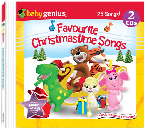 Favorite Christmastime Songs (2 CDs)