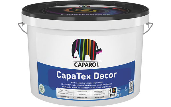 CAPATEX DECOR 10L B1