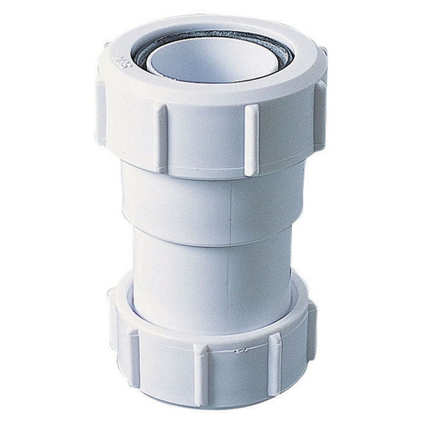 SP9293 MANCHON RACCORDEMENT TUBE PVC/PLO Ø37 x Ø40 mm