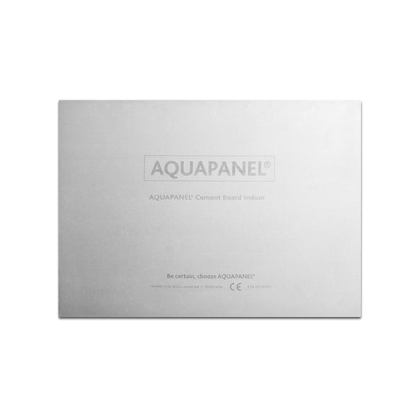 PLAQUE AQUAPANEL INDOOR 13 X 900 X 2400 MM (55)