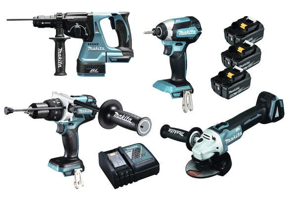 MAKITA PACK4 MACHINE