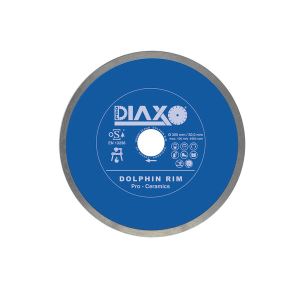 DISQUE DIAMANTE DOLPHIN RIM - 300 X 30,0/25,4 MM - PRO CERAMICS