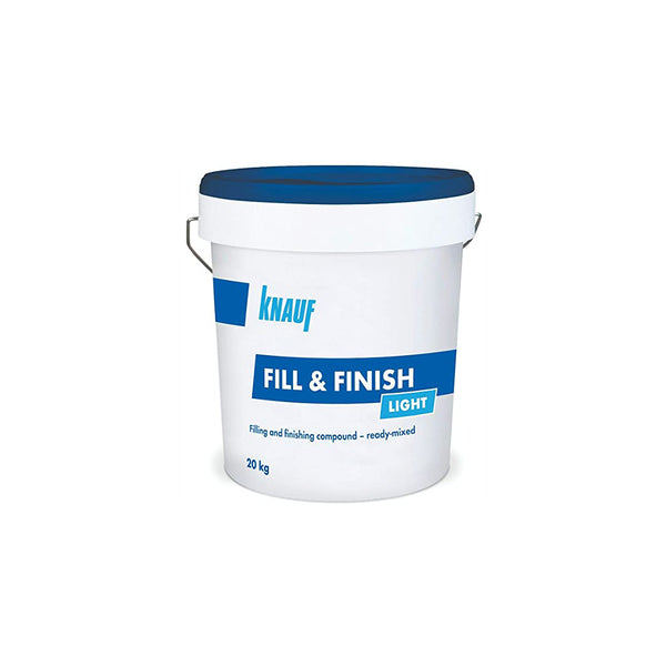 SHEETROCK FILL & FINISH LIGHT 20 KG 30/PAL
