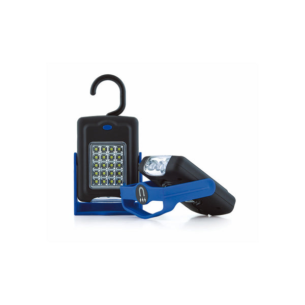 LAMPE TORCHE DUO LED - 20 + 3