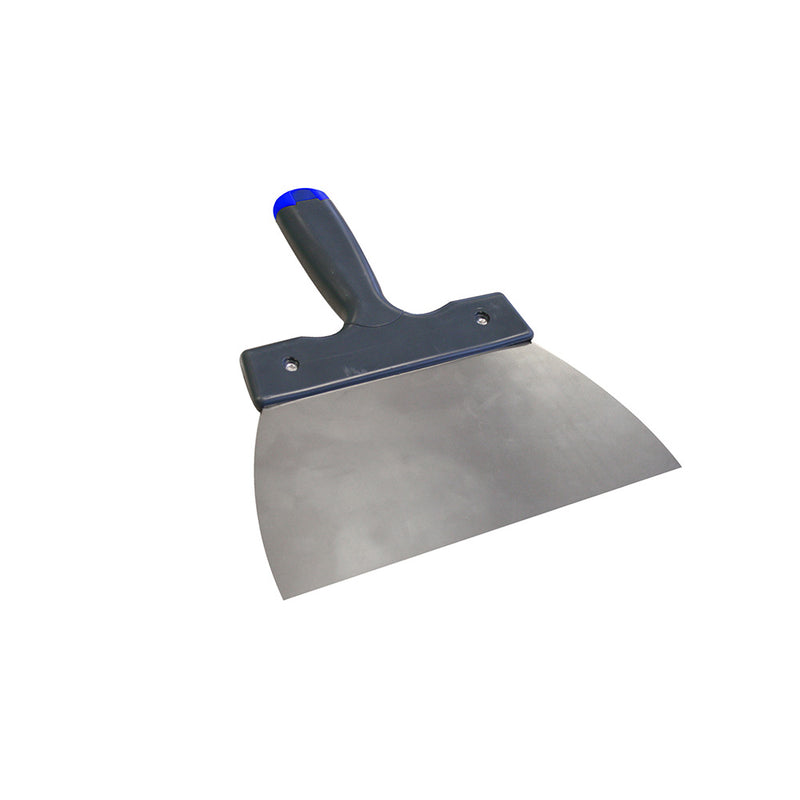 COUTEAU A ENDUIRE 120 MM, SOFT GRIP - INOX