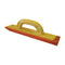 FROTTOIR 350 X 70 X 35 MM CAOUTCHOUC SPONGIEUX ORANGE EN FORME V