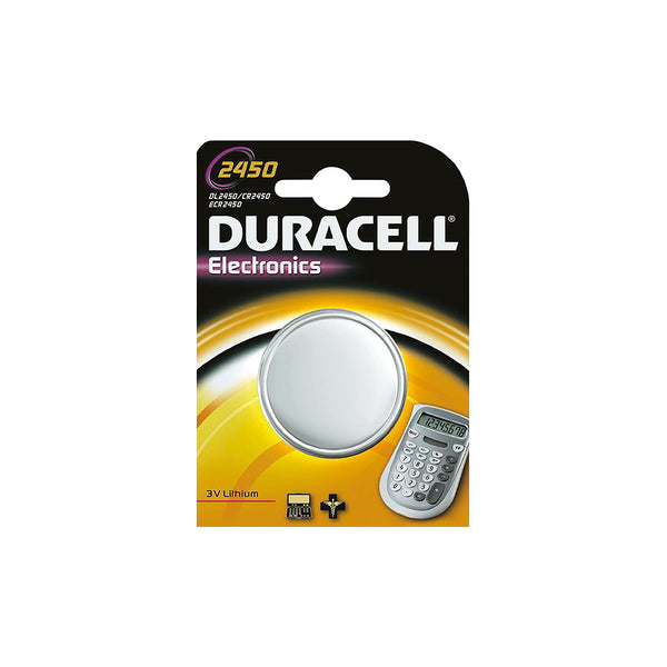 "PILE DURACELL ""ELECTRONICS"" - TYPE CR-2450"