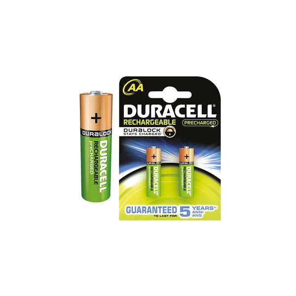 "PILE DURACELL ""RECHARGEABLE""- TYPE AAA / HR6 - MIN. CAP. 1500 MAH"