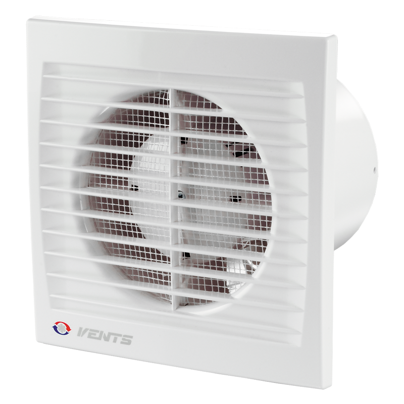VENTS VENTILATEUR STANDARD DIA: 150MM BLANC