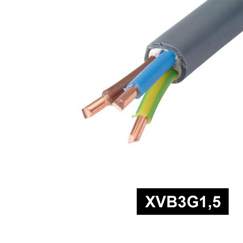 CABLE  XVB3G1,5