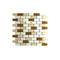 MCM MOSAIC CRYSTAL MP452 23 X 48 X 4 MM 1 PCS