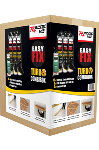 Easy Fix Turbo NBS 750ml Combibox
