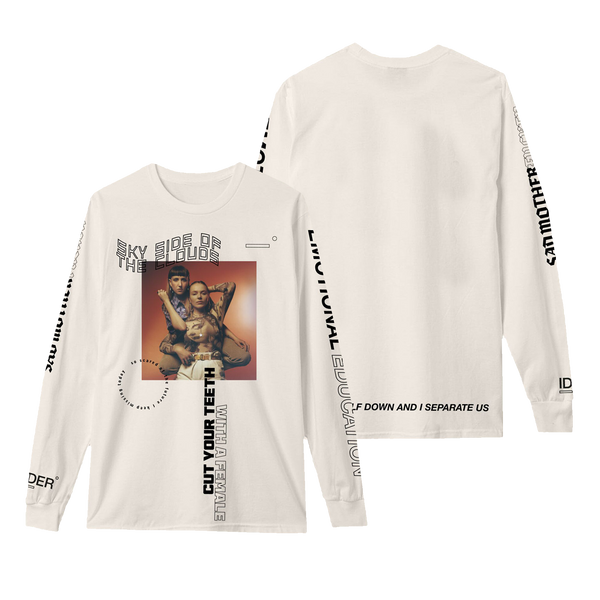 IDER EMOTIONAL EDUCATION IN OFF-WHITE LONGSLEEVE