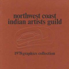 Northwest Coast Artist Guild 1978 Cover