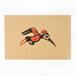 Woodpecker by Art Thompson