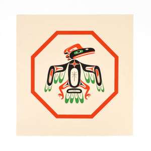 Nuu-Chah-Nulth Raven by George David
