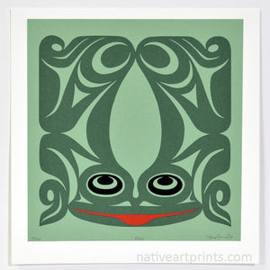 Frog by Maynard Johnny Jr