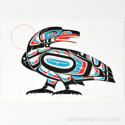 Crow Raven Trixter by Richard Shorty