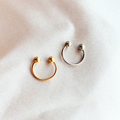 All-In-One Nose Cuff/ Lip Cuff/ Septum Cuff/ Ear Cuff