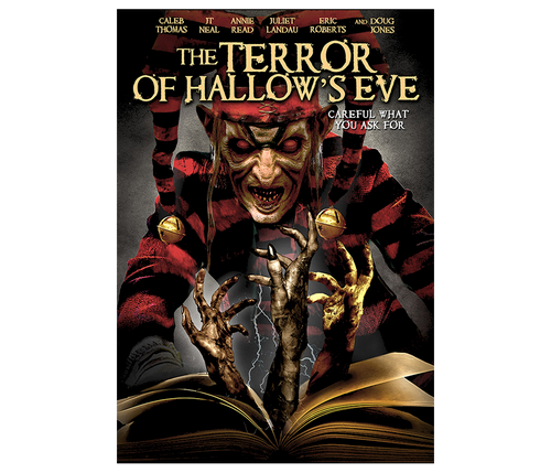 MOVIE POSTER (MOVIE LOGO) The Terror of Hallow's Eve