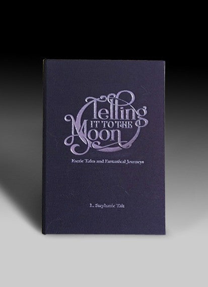 """Telling it to the Moon"" author Stephanie Tait at Wantoot, August 6"
