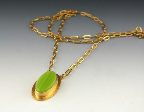 Ovalado Necklace