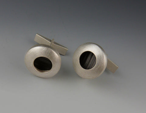 image of Round Cufflinks