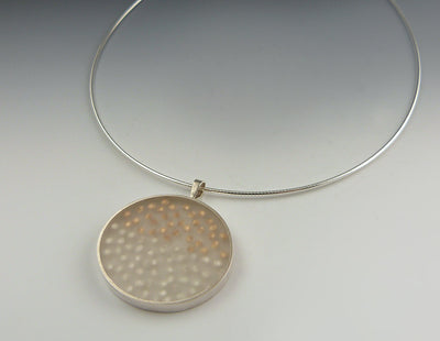 Tiny Dot Pendant