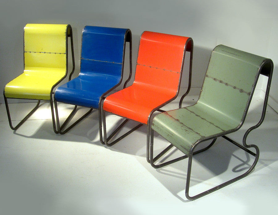 Gumdrop chairs