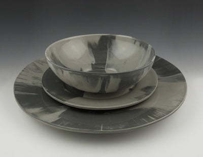 MarbleWare Set, Charcoal