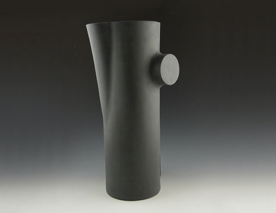 Section Vase B, charcoal