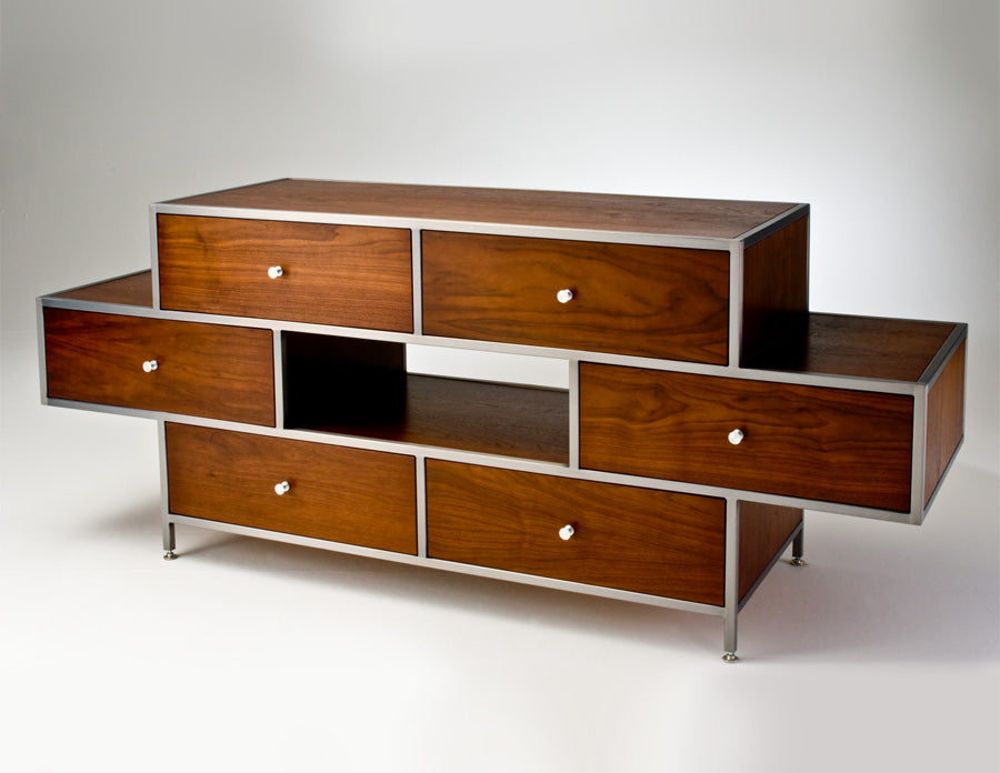 Lo-Do dresser walnut
