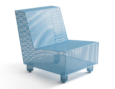 Chair No. 35 baby blue