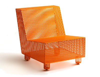 Chair No. 35 orange