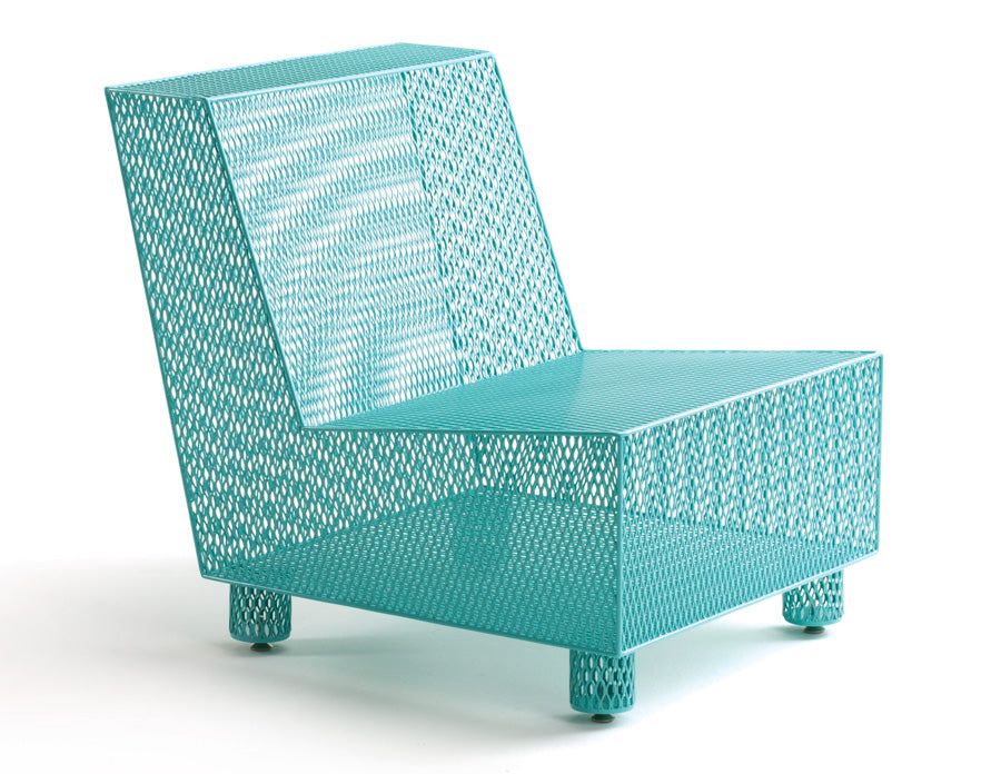 Chair No. 35 turquoise