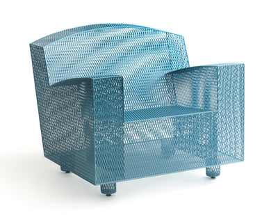 Philly club chair blue