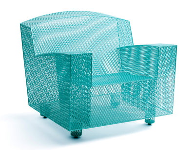 Philly club chair turquoise
