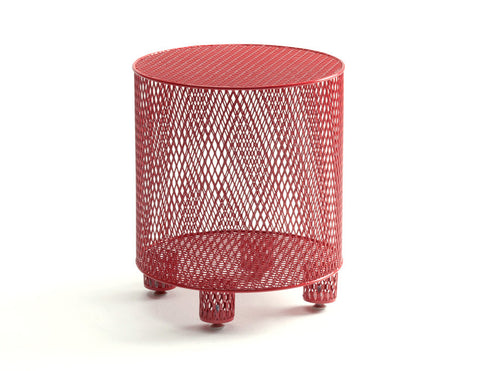 Punch Table red