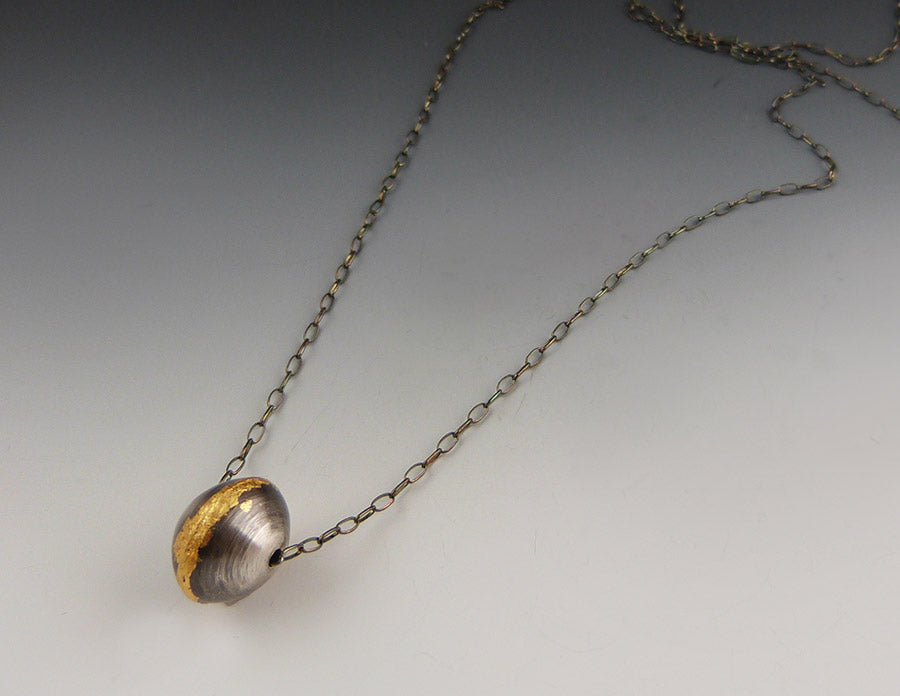 Acacia Pod Necklace