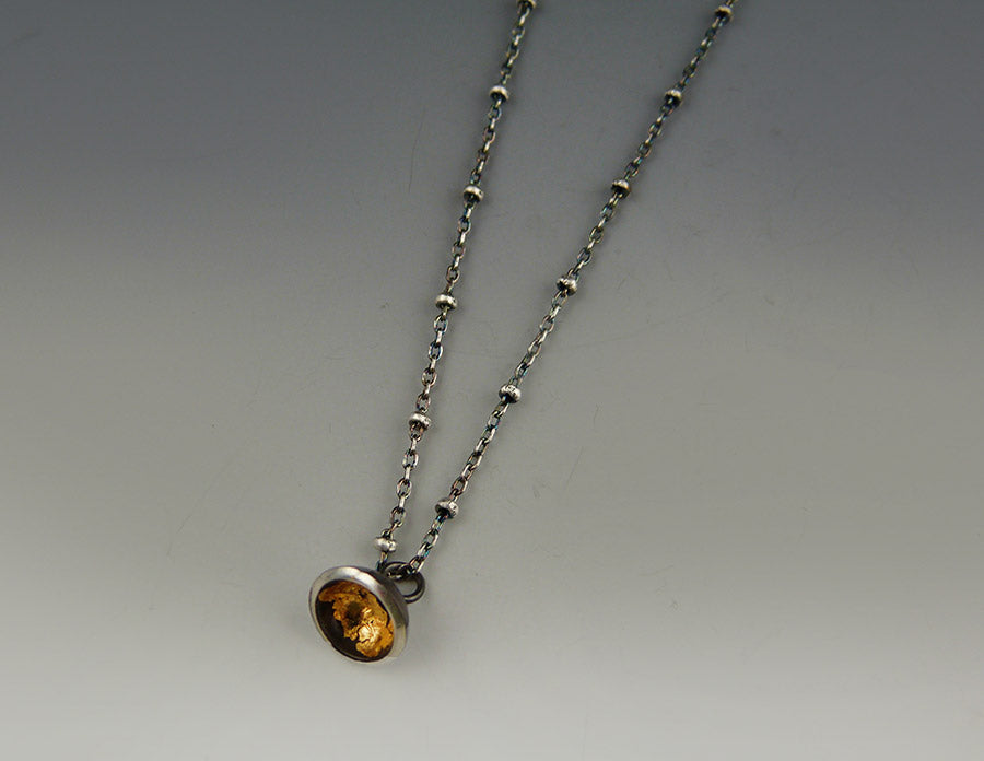 Acacia Single Drop Pendant