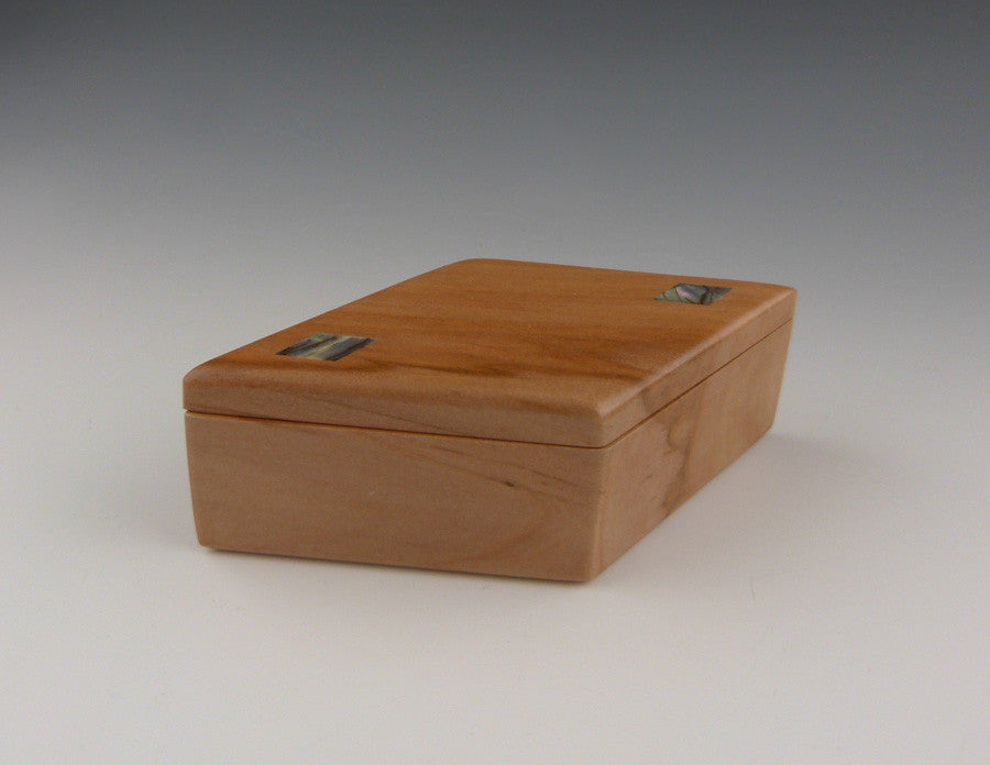 Diamond Box, maple