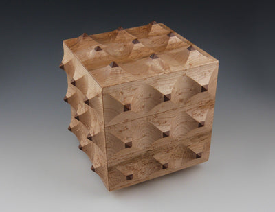 Porcupine Box, maple