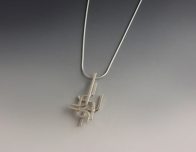 Pipe Necklace
