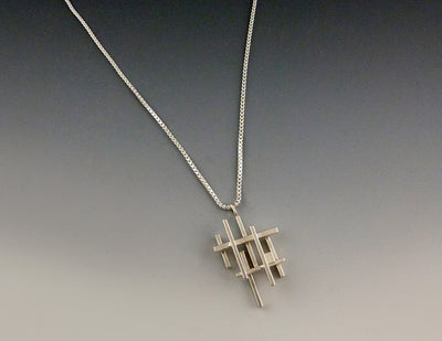 Scaffold Necklace