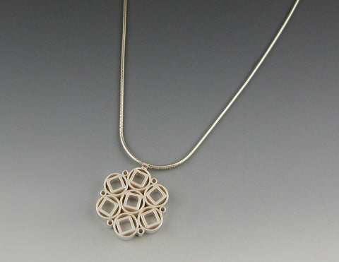 Fizzy Pendant Necklace