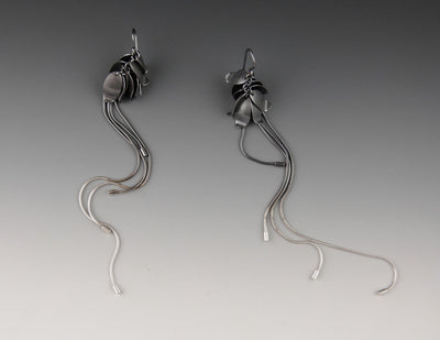 Fauna Earrings alternate view